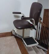 Staying Home Stair Lift - Legacy Elegance