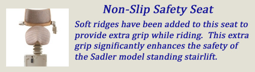 Non-Slip Safety Seat